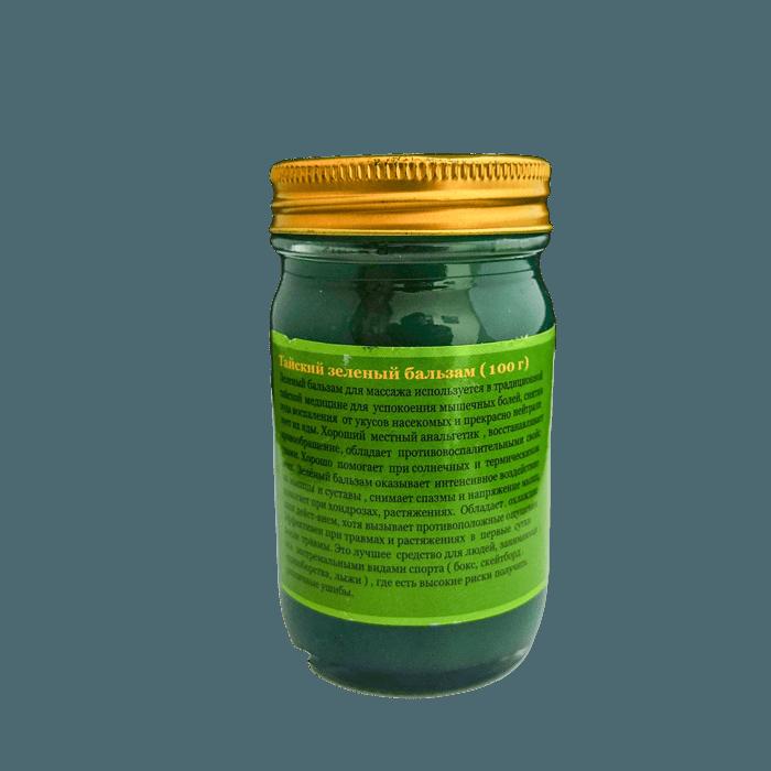 несведущему тайские бальзамы зеленого цвета фото заменяйте